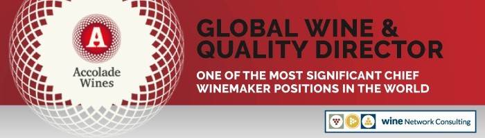 Global Wine & Quality Director - Accolade Wines