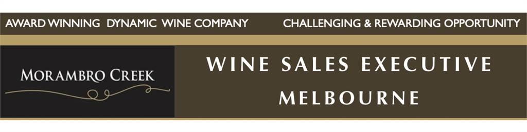 Sales Executive - Melbourne, VIC