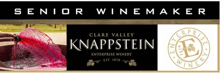 Senior Winemaker - Knappstein Enterprise Winery