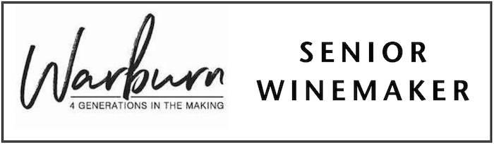 Senior White Winemaker - Warburn Estate