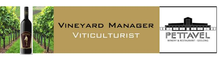 Pettavel - Vineyard Manager / Viticulturist