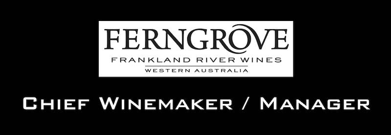 Chief Winemaker / Manager - Ferngrove