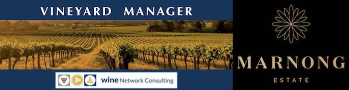 Vineyard Manager – Marnong Estate, Sunbury Victoria