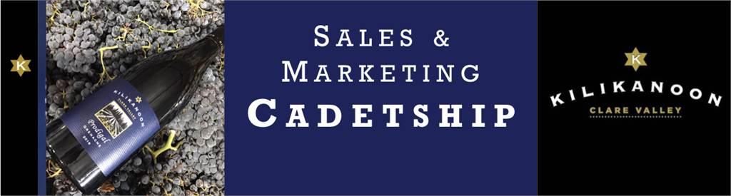 Sales and Marketing Cadetship - Kilikanoon