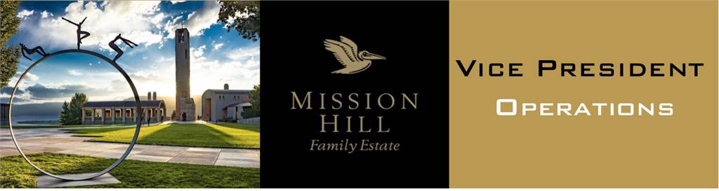 Mission Hill - Vice President, Operations