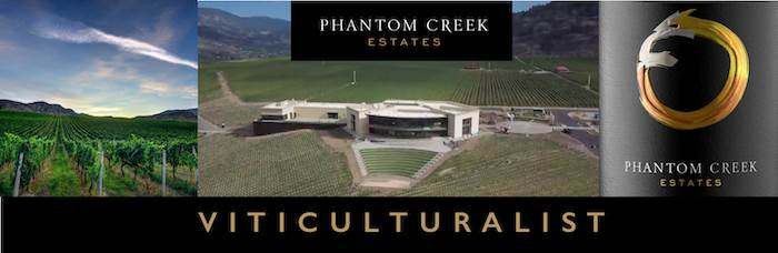 Viticulturalist - Phantom Creek Estates