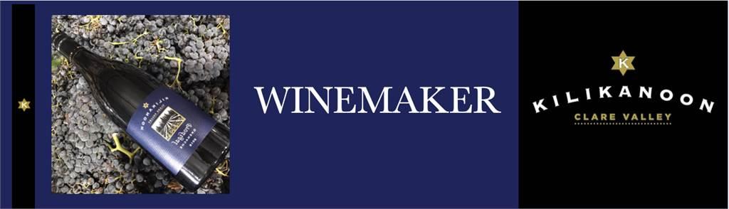 Senior Winemaker - Kilikanoon