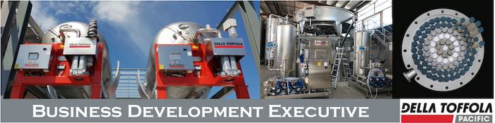 Business Development Executive - Equipment Sales - Della Toffola Pacific