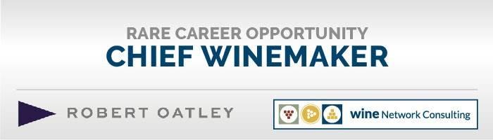 Chief Winemaker - Robert Oatley Vineyards