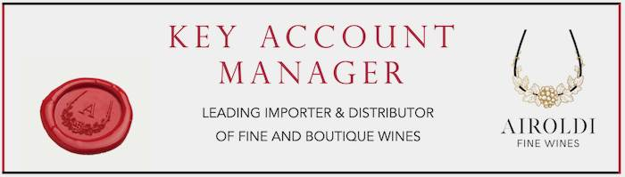 Key Account Manager, NSW - Airoldi Fine Wines